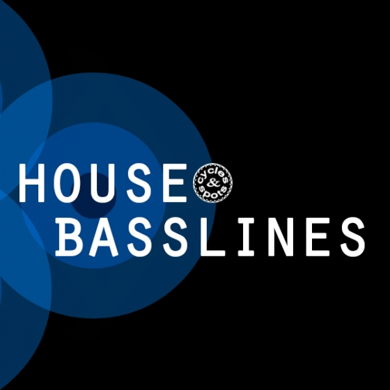 Cycles and Spots House Basslines WAV-AUDIOSTRiKE
